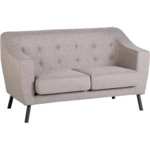 Ashley 2 Seater Sofa In Beige